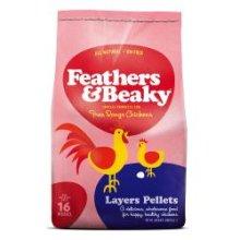 Feathers & Beaky Layer Pellet, 5kg