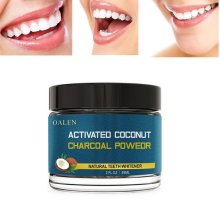 Activated Coconut Charcoal Teeth Whitening Powder