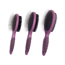 Soft Protection Salon Double Sided Brush Med