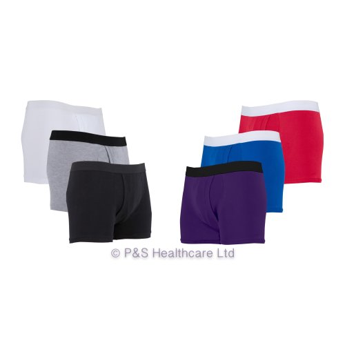 Mens Incontinence Underwear - Incontinence pants for men - Pack of 3