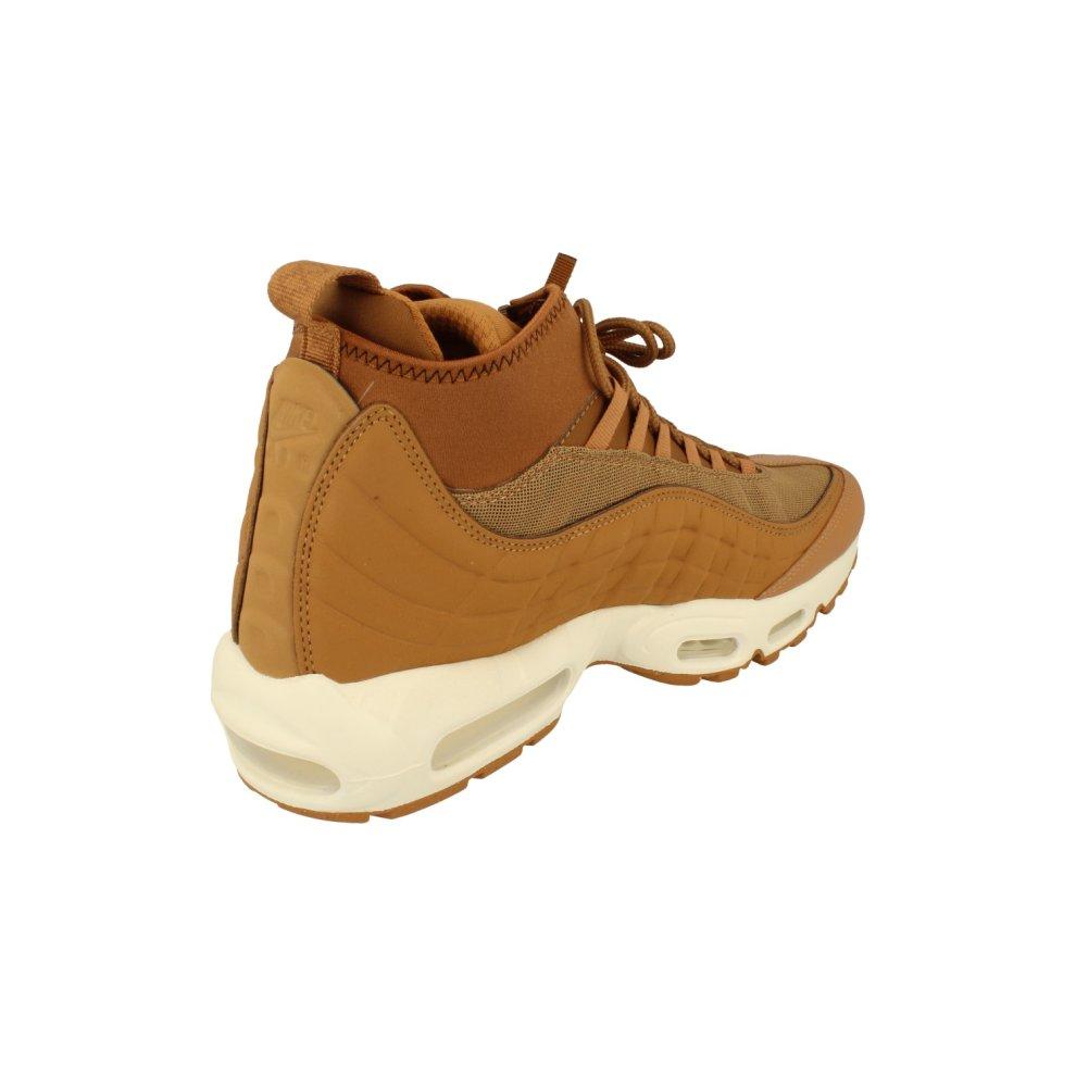 d1b02070be ... Nike Air Max 95 Sneakerboot Mens Hi Top Trainers 806809 Sneakers Shoes  - 2 ...