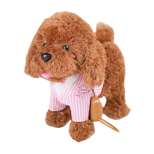 Puppy Plush Dog Toy Walking Dog