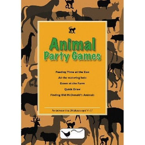 Animal Party Games