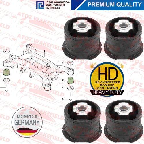 for BMW X5 E53 2000-2006 X1 REAR AXLE SUBFRAME BUSH 33316770454 33311093662 NEW