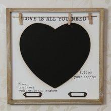 Love is... Chalkboard