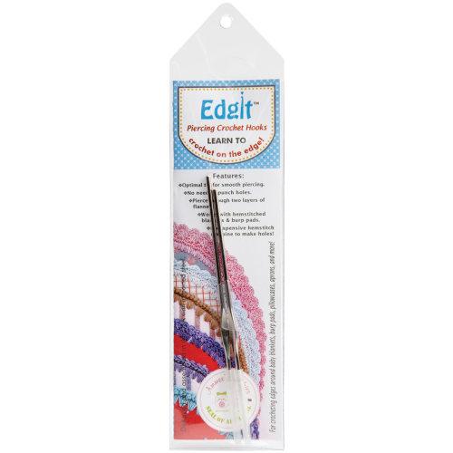 Ammees Babies Edgit Piercing Crochet Hooks-