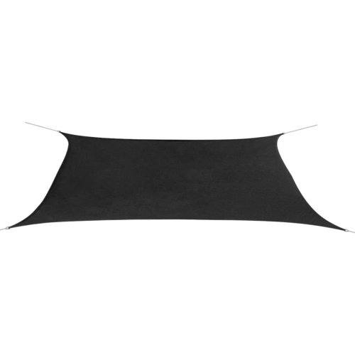 vidaXL Sunshade Sail Oxford Fabric Rectangular 4x6 m Anthracite