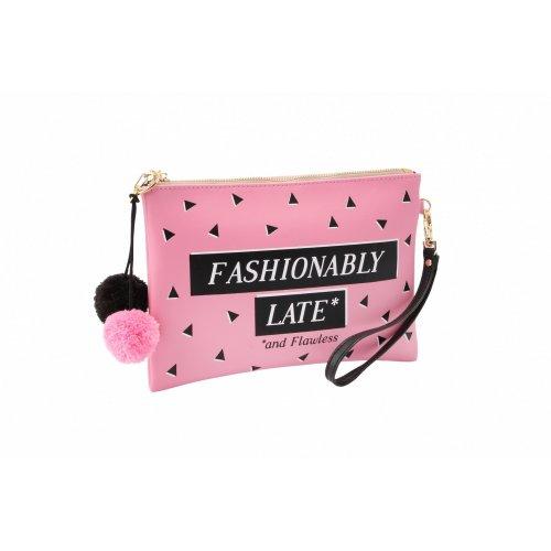 Sweet Tooth Fashionably Late Beauty Bag