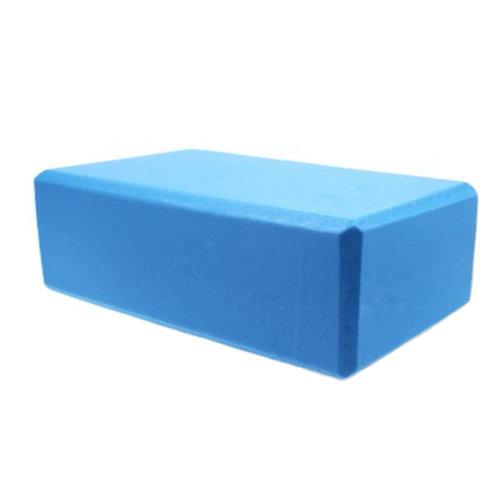 High Density Yoga Block Non-slip Blocks Bricks Yoga Mat Accessory Sports - Blue