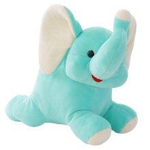 Mint Green Soft Plush Doll Kids Plush Toy Ideal Birthday Gift Stuffed Elephant