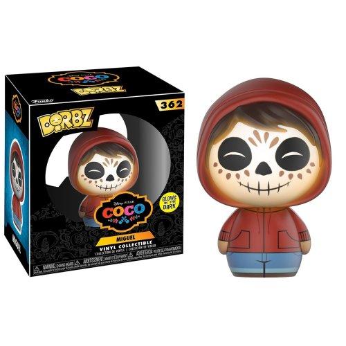 Funko Dorbz Disney Pixar Coco - Miguel Glow In The Dark Vinyl Collectible #362