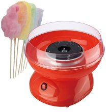 Sentik Electric Red Candyfloss Making Machine Home Cotton Sugar Candy Floss Maker