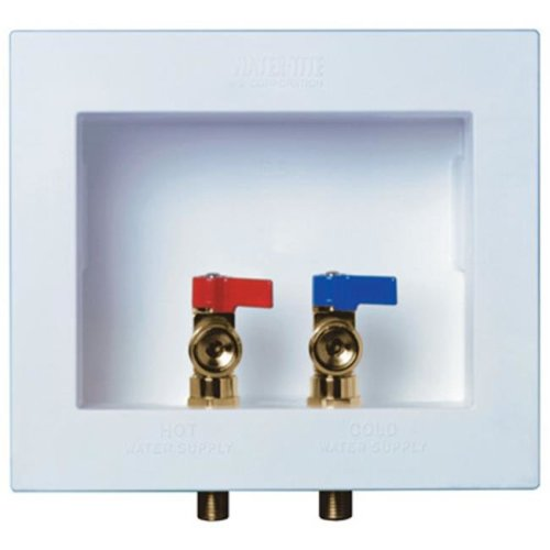Santeen Products 153987 Dual Wash Outlet Box