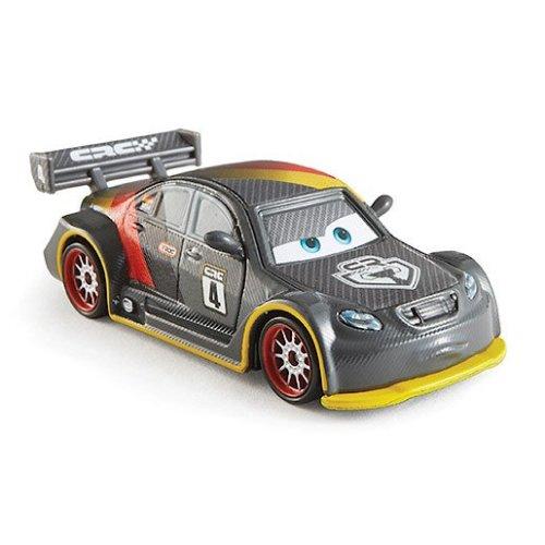 Disney Pixar Cars Carbon Fibre Diecast Vehicle Max Schnell