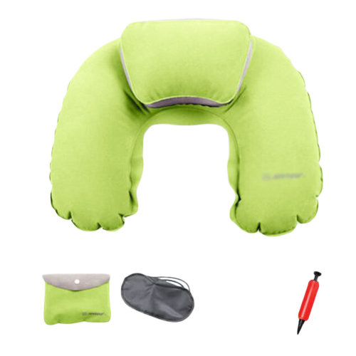 Portable Travel Suit Inflatable Travel Pillow Neck Pillow