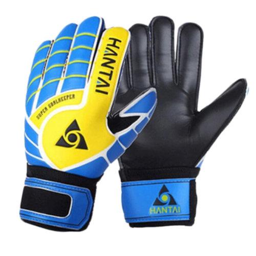 Popular Soccer Receiver Gloves Sport Gloves For Adults, Blue