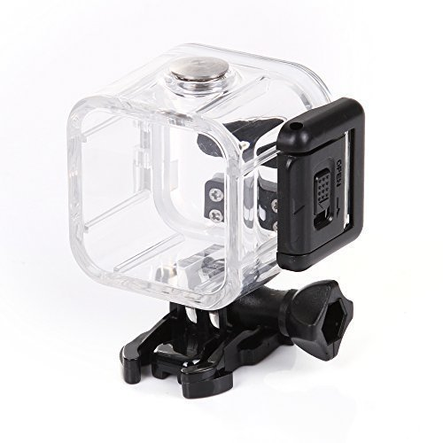 Deyard S-01 Waterproof Housing Standard Protective Case with Bracket & Screw for GoPro Hero5 Session HERO4 Session Camcorder