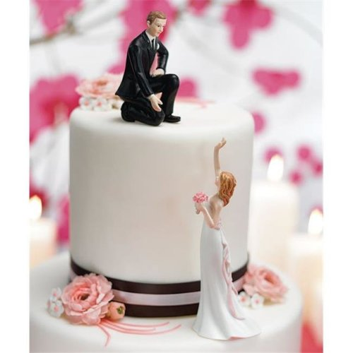 Weddingstar 7096 Bride  Reaching for Her Star  Mix & Match Cake Topper- Bride Only