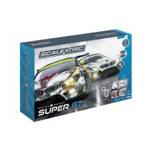 Scalextric C1360 Arc One Super Gt Set - New -  set super gt scalextric c1360 arc one new