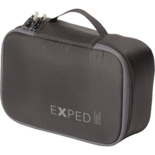 Exped Padded Zip Pouch Black (Medium)