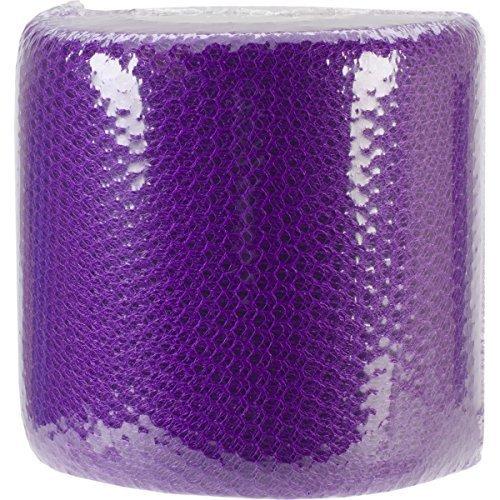 Falk Net Mesh Spool 3 Wide 40 Yd Purple