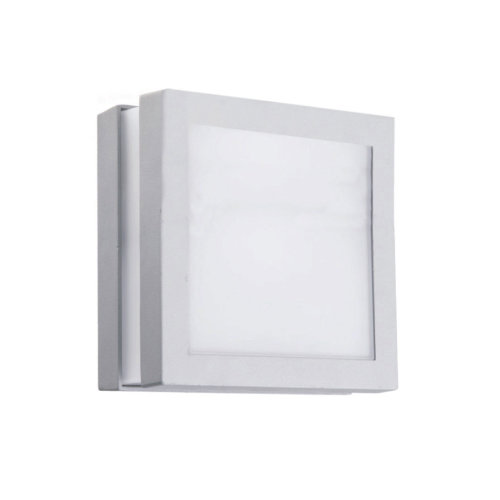 Iowa Outdoor LED Wall Light Square