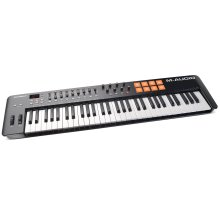 M-Audio Oxygen 61 IV, 61-Key USB/MIDI Keyboard with Eight Trigger Pads