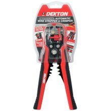 Automatic 3 in1 cable Wire Stripper Crimper Self Adjusting electricians cutter