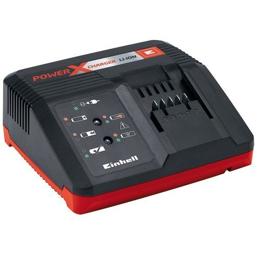 Einhell 45.120.11 Power X-Charger System Fast Charger 18 Volt