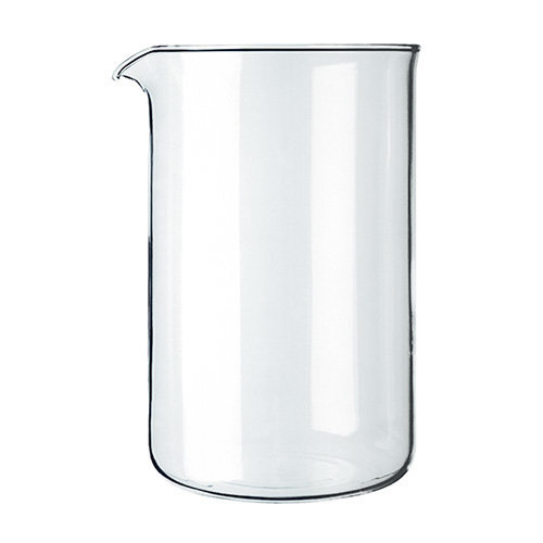 Bodum Spare Glass for French Press Coffee Makers, 0.35 Litre - 3 Cup