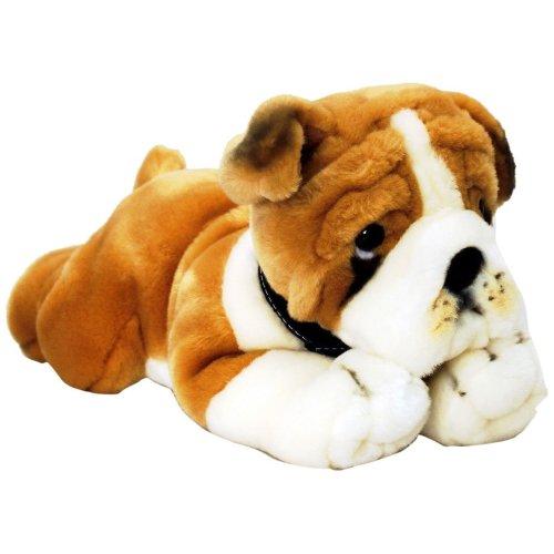 Keel Butch Bulldog Soft Toy 50cm