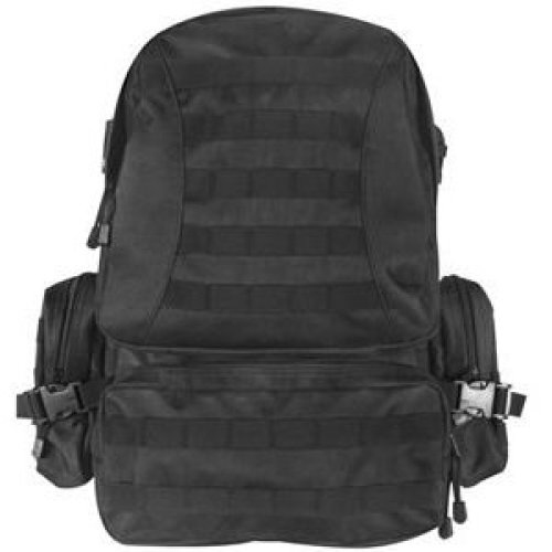 Fox Outdoor Products Advanced Hydro Assault Pack, Black