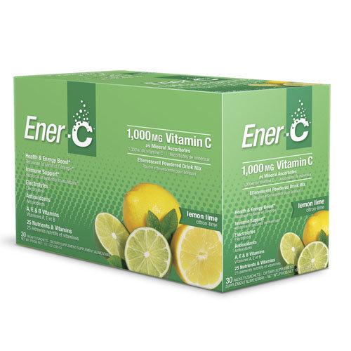 Ener-C  Ener-C Lemon Lime Sachets 30s