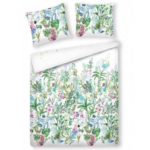 Cotton Duvet Cover Set 160 x 200 cm CESOLI