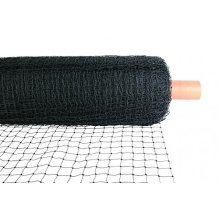 Cat Protect Wire Netting Roll, 75 x 2 M Black -