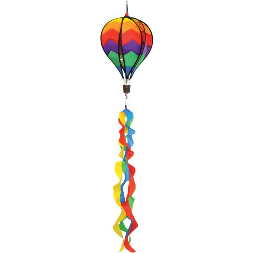 Small Hot Air Balloon Spinner - Spectrum