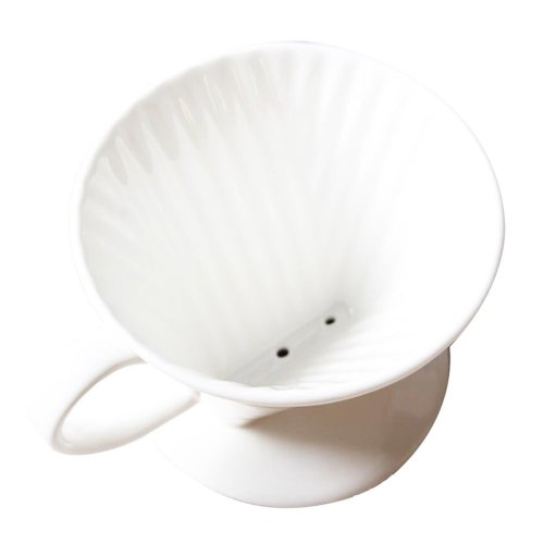 Tea/ Espresso /Coffee Accessories Coffee Filter Cup -White (102 Filter Paper)