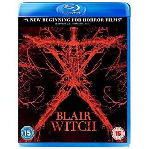 Blair Witch [Blu-ray] [2018] [DVD]