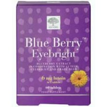 New Nordic Blueberry Eyebright 60 Tablets