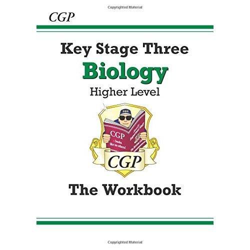 KS3 Biology Workbook - Higher (CGP KS3 Science)
