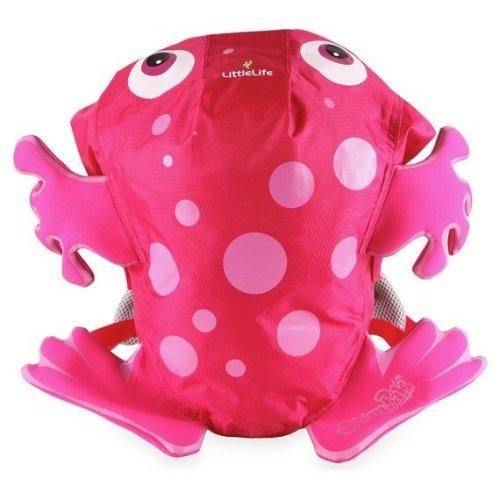 LittleLife Pink Frog BackPack