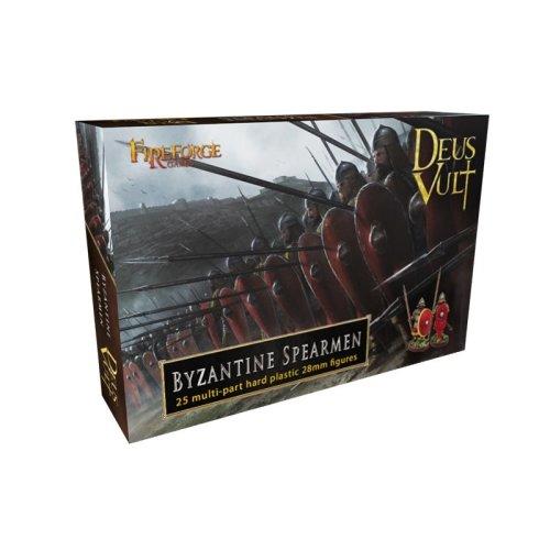 Fireforge Games 28mm Byzantine Spearmen