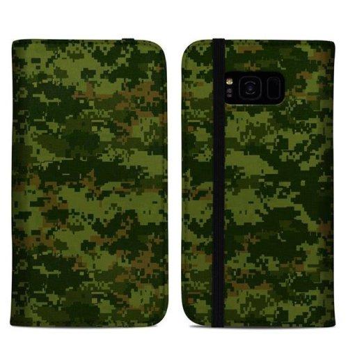 DecalGirl SGS8PFC-CADCAMO Samsung Galaxy S8 Plus Folio Case - CAD Camo