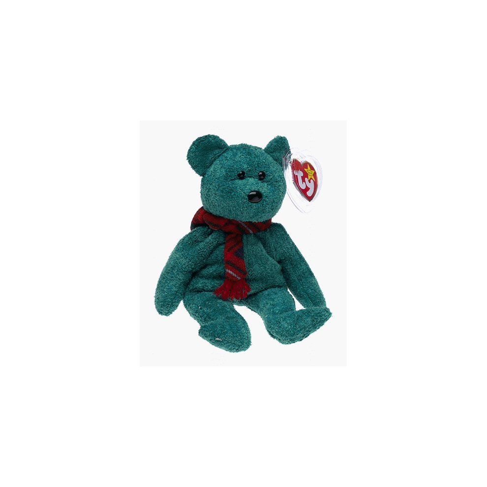 5db2b25a714 Wallace the Scottish Bear - Ty Beanie Baby on OnBuy