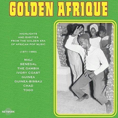 Golden Afrique [VINYL]