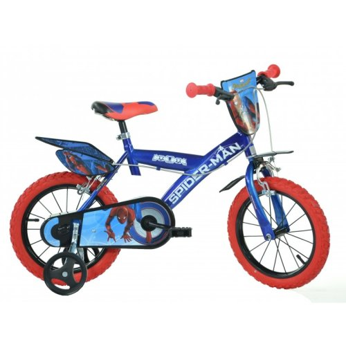 "Spiderman Homecoming 14"" Bicycle"
