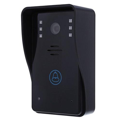 WiFi Video Camera Phone Door Visual Ring Intercom