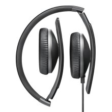 Sennheiser HD 2.30i On Ear Foldable Headphones - Black