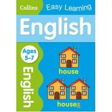 Collins Easy Learning Ks1: English Ages 5-7