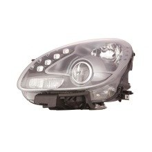 Alfa Romeo Giulietta 2010-2014 Headlight Headlamp Black Inner Passenger Side N/s